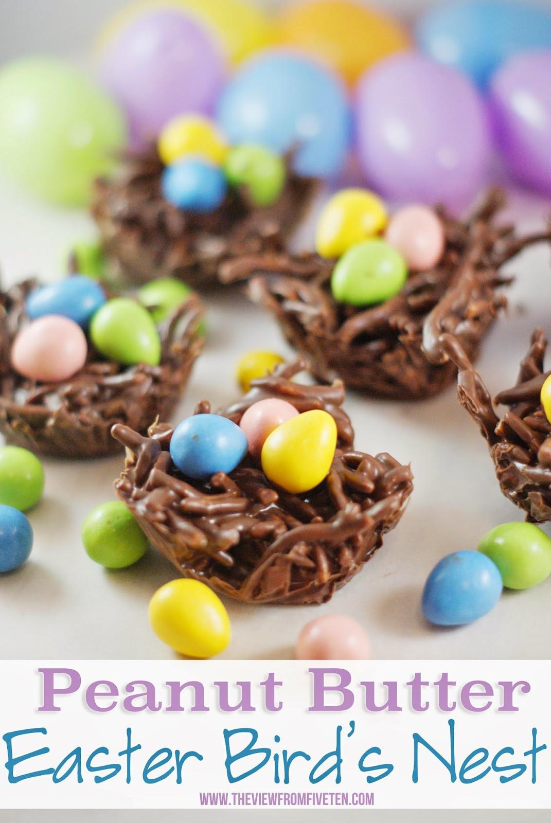 Easter Egg Desserts  15 Yummy Easter Egg Nest Desserts