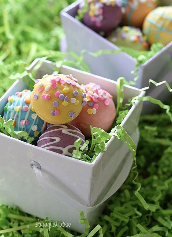 Easter Egg Desserts  17 Best images about Easter Treats on Pinterest