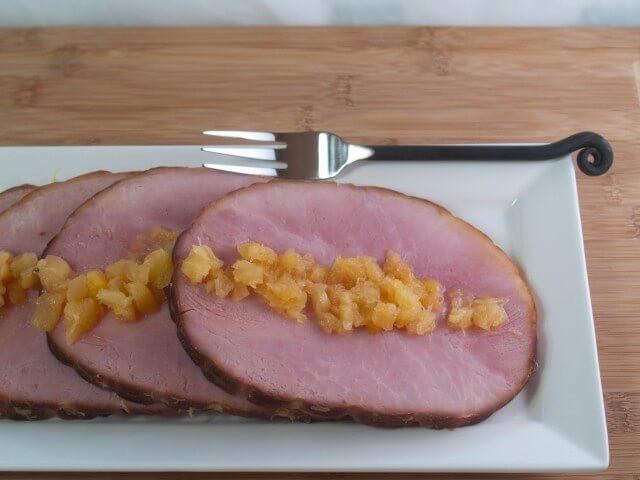 Easter Ham In A Crockpot  Crock Pot Easter Ham Recipe from CDKitchen