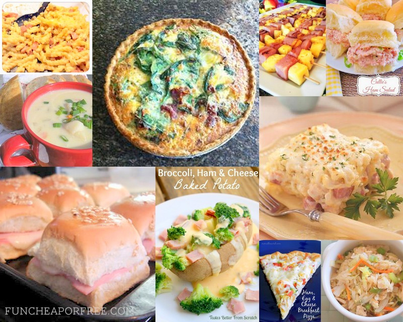 Easter Ham Leftovers Recipes Best 20 10 Delicious Ham Recipes Leftover Easter Ham