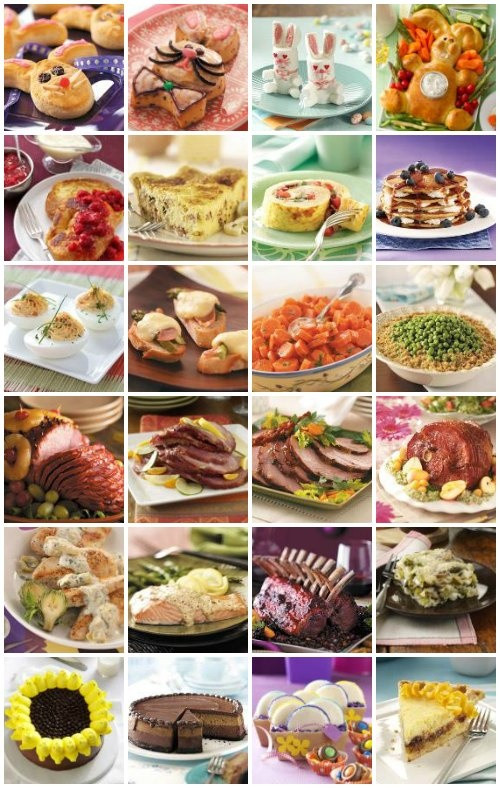 Easter Ham Menu  That s Pinterest ing Getting ready for Easter Your