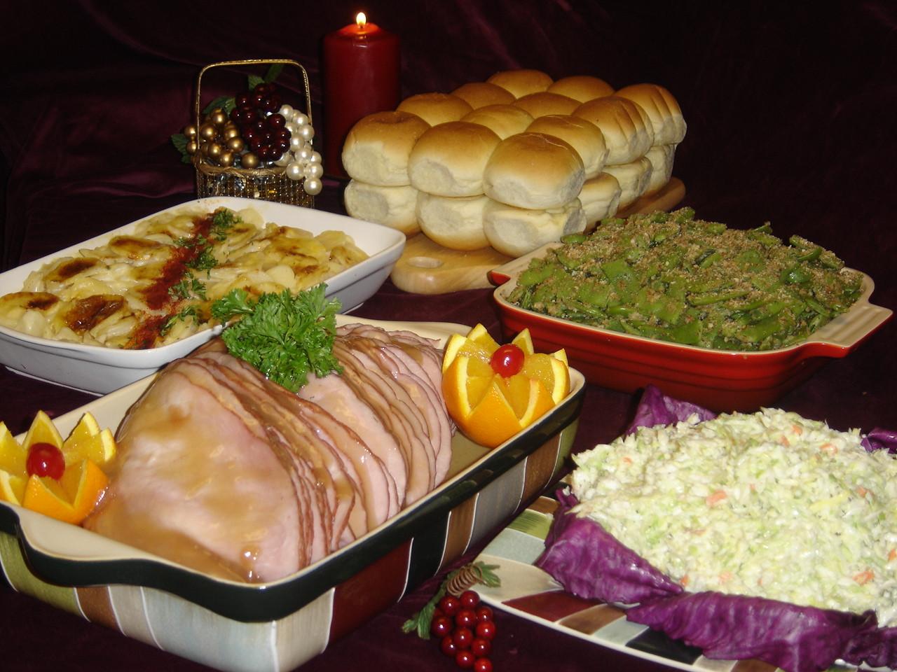 Easter Ham Menu  Hop into Schiff's for Easter Dinner made easy
