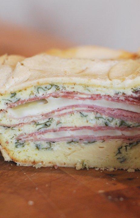 Easter Ham Pie  italian easter meat pie pizzagaina