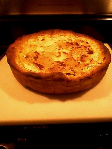 Easter Ham Pie  Honey & Butter Easter Ham Pie