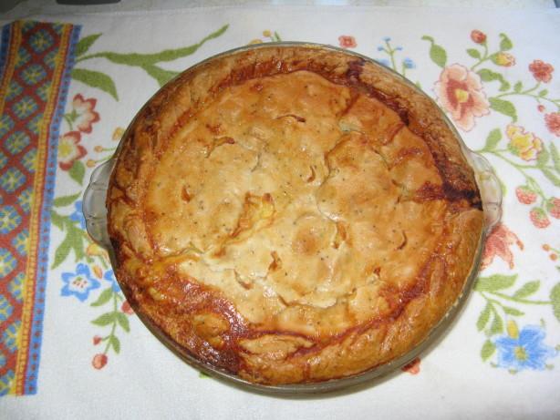 Easter Ham Pie  Italian Easter Pie Pizza Rustica Aka Ham Pie Recipe