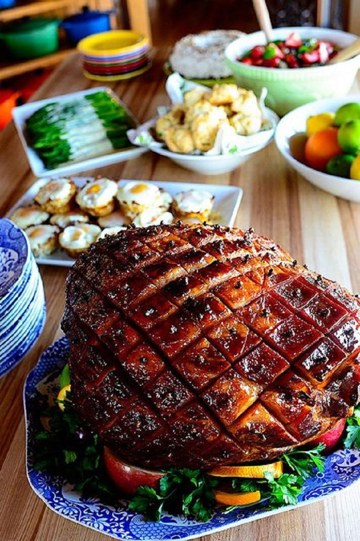 Easter Ham Pioneer Woman  17 Best images about Pork on Pinterest
