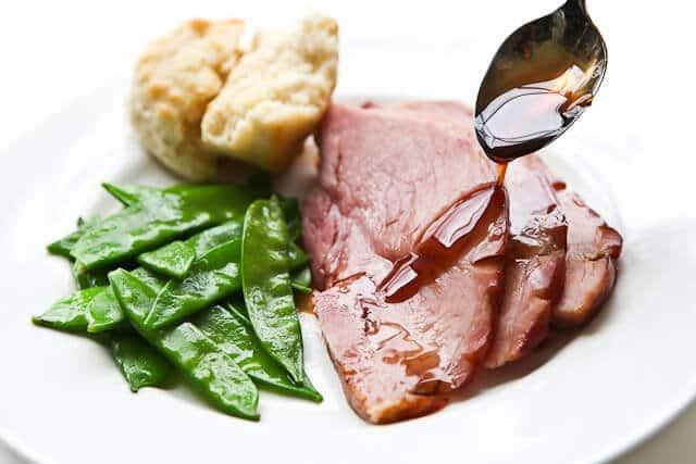 Easter Ham Recipe  Easter Ham Recipe with Cola Pineapple Glaze 5 Ingre nts