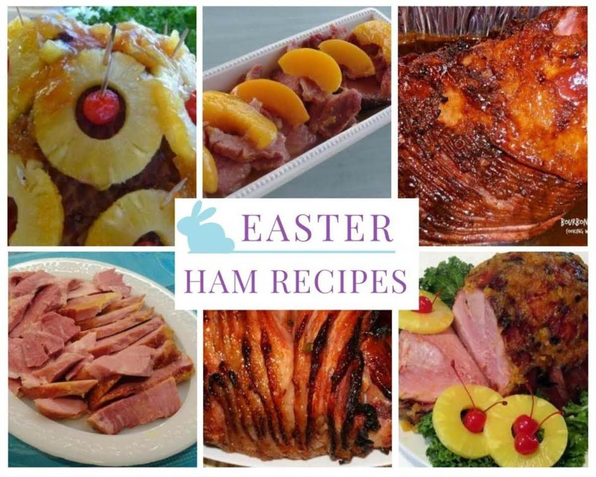 Easter Ham Recipe  10 Easter Ham Recipes