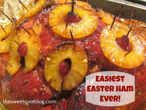 Easter Ham Recipes Pineapple the Best Ideas for Easter Ham Recipe Round Up