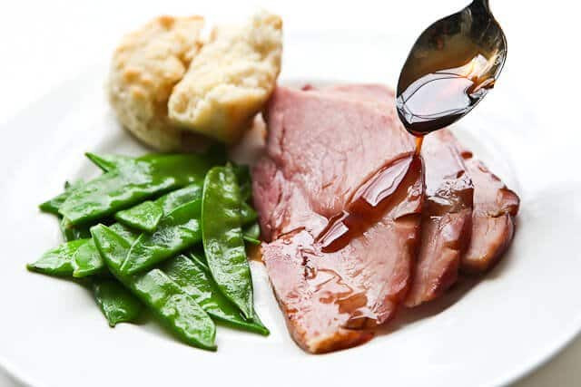Easter Ham Recipes  Easter Ham Recipe with Cola Pineapple Glaze 5 Ingre nts