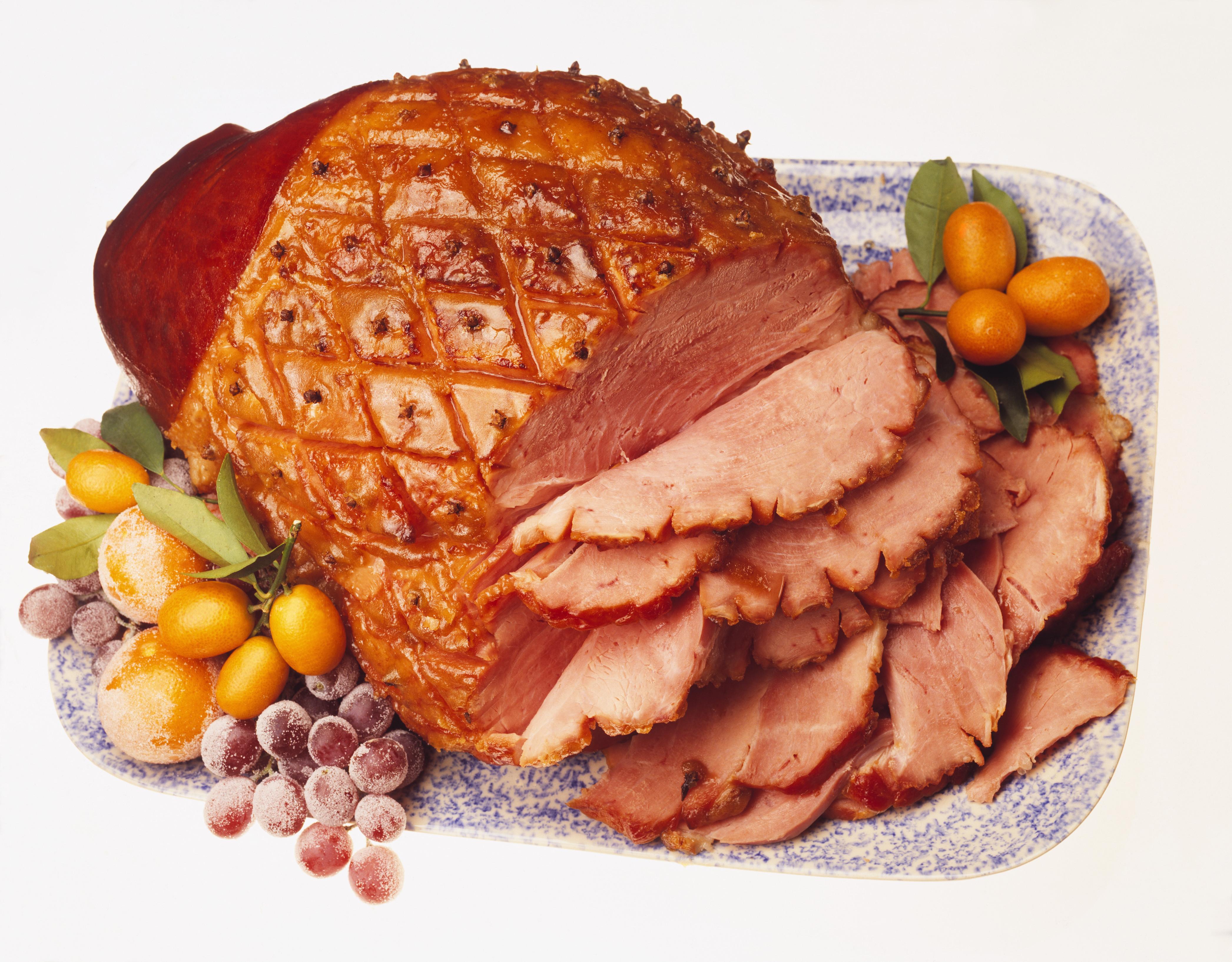 Easter Ham Recipes  Baked Easter Ham Recipe — Dishmaps