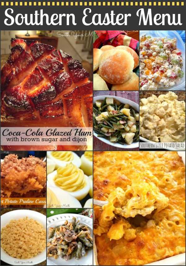 Easter Ham Side Dishes  Side Dishes For Easter Ham Dinner