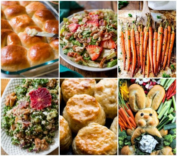 Easter Ham Side Dishes  50 Easter Menu Recipes Sallys Baking Addiction