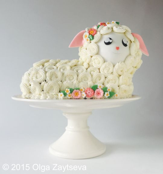 Easter Lamb Decorations  25 best ideas about Lamb Cake on Pinterest