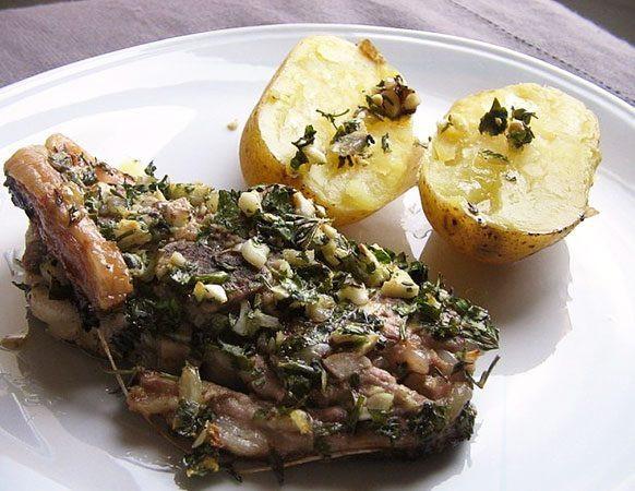Easter Lamb Dinner Menu  Easter Lamb Recipes for Easter Dinner — Eatwell101