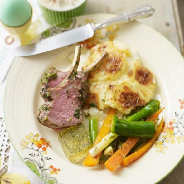 Easter Lamb Dinner Menu  Stress free Easter lunch menu Good Housekeeping