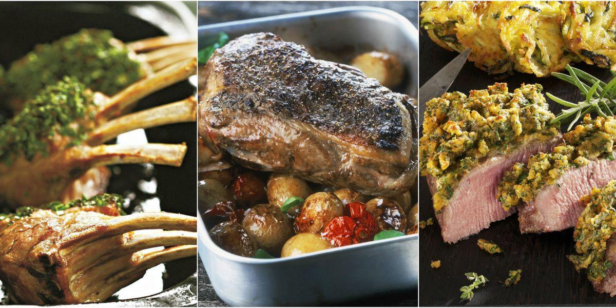 Easter Lamb Recipes  Easter lamb recipes