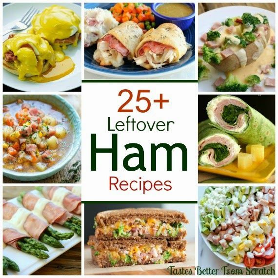 Easter Leftovers Recipes  25 Delicious Leftover Ham Recipes