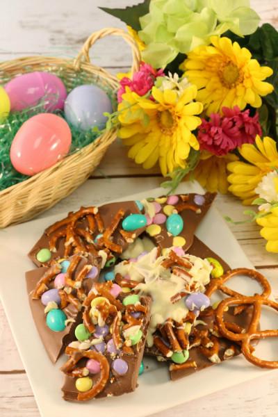 Easter Leftovers Recipes  Leftover Easter Candy Bark