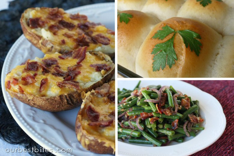 Easter Lunch Side Dishes  Easter Dinner Ideas