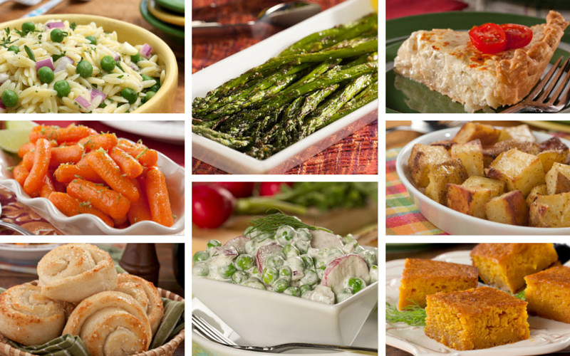 Easter Lunch Side Dishes  Recipes for a Traditional Easter Dinner Mr Food s Blog