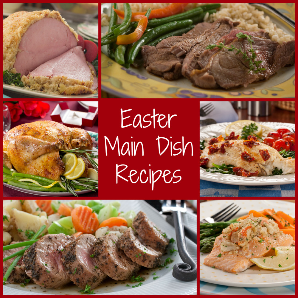 Easter Main Dishes  Easter Ham Recipes Lamb Recipes for Easter & More