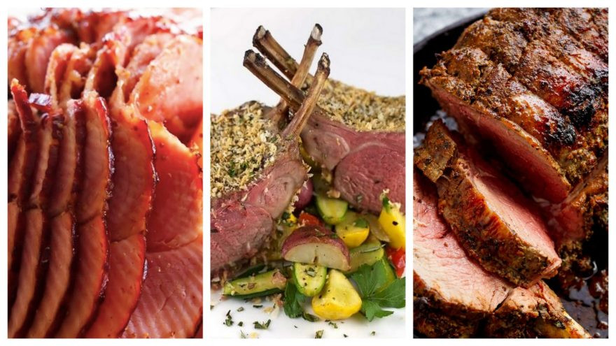 Easter Main Dishes  10 main dishes worthy of your Easter dinner table