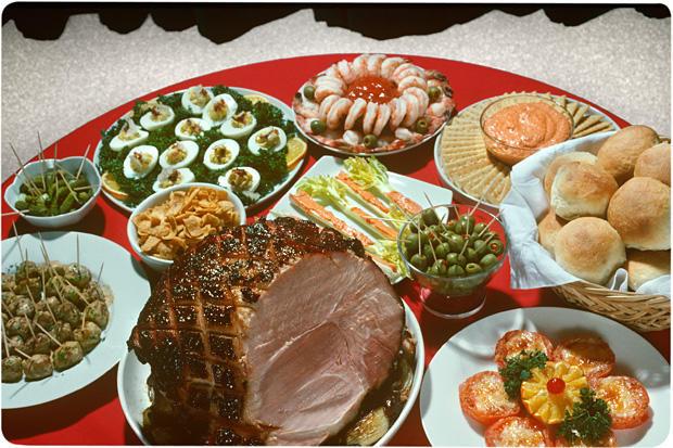 Easter Menu Ham  Holiday Ham Recipe Chowhound