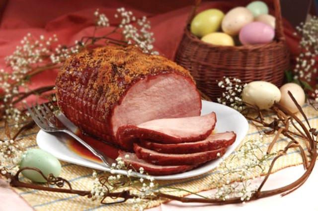 Easter Menu Ham  Easter Dining in Phoenix 2015