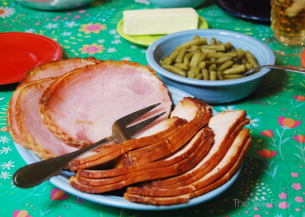 Easter Menu Ham  Tips for an Easy Easter Dinner