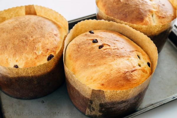 Easter Paska Bread Recipe  Paska Easter Bread Recipe Kulich