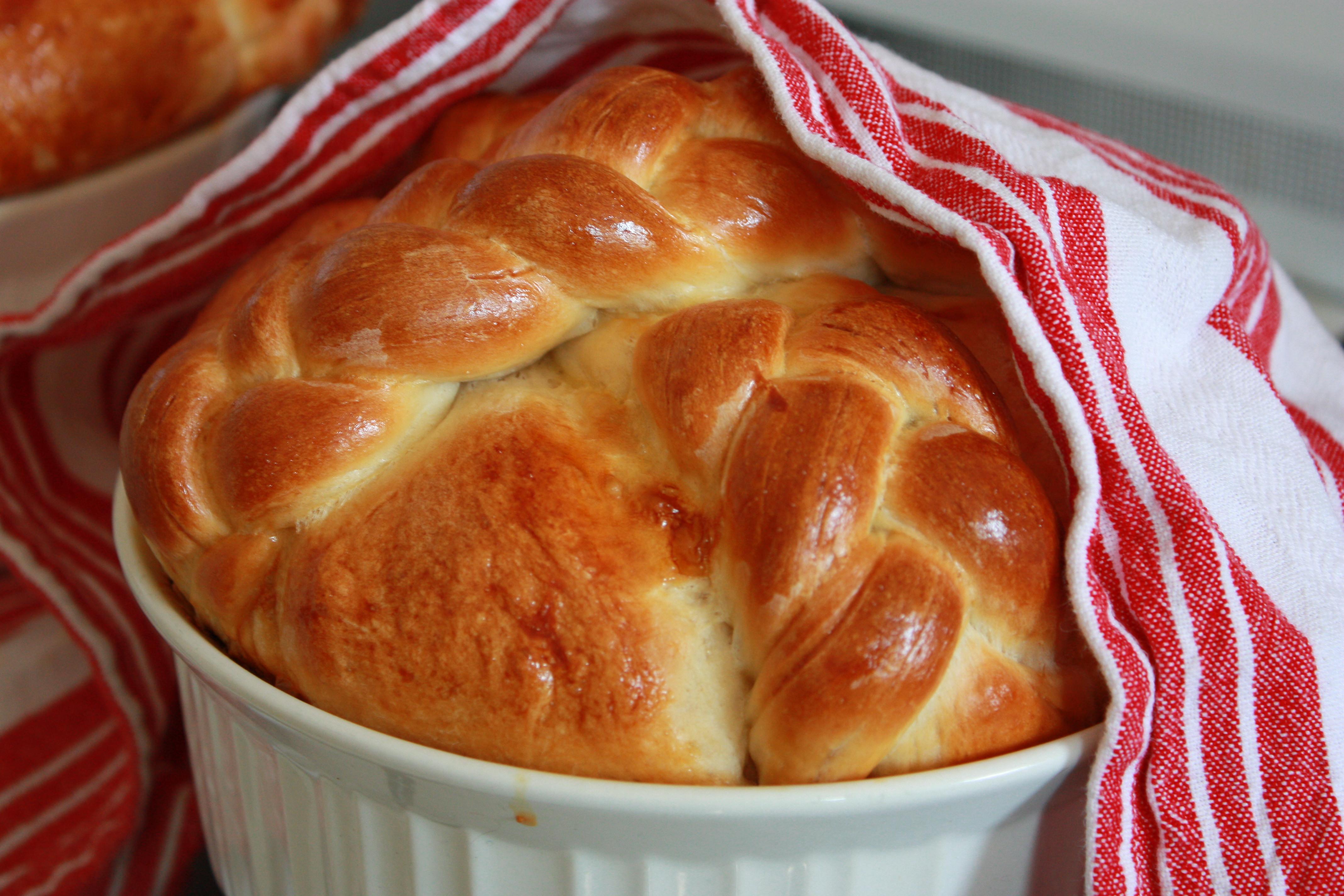 Easter Paska Bread Recipe  Paska