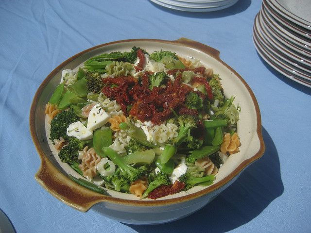 Easter Pasta Salad  pasta salad for Easter