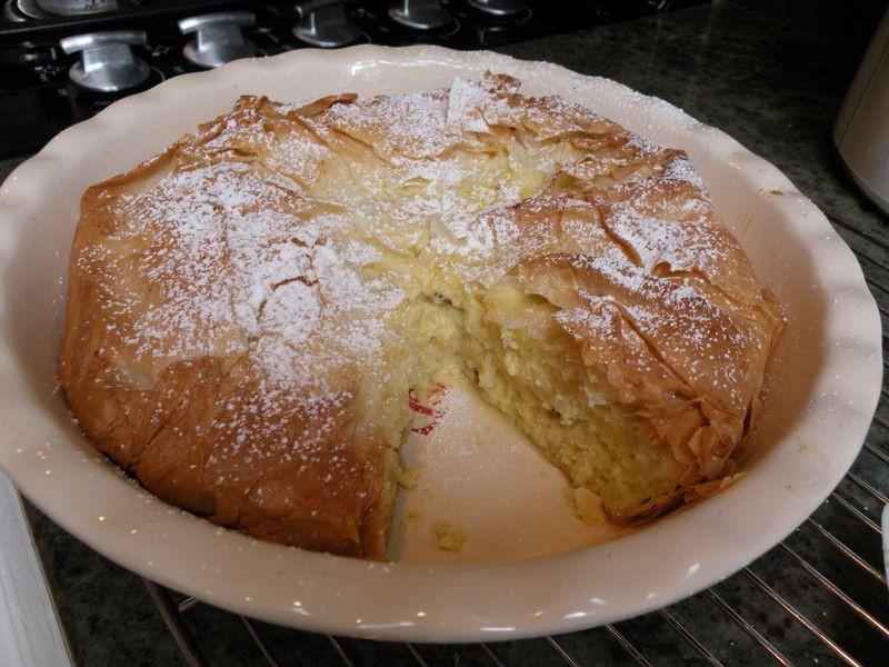 Easter Pie Dessert  Italian Easter Pie