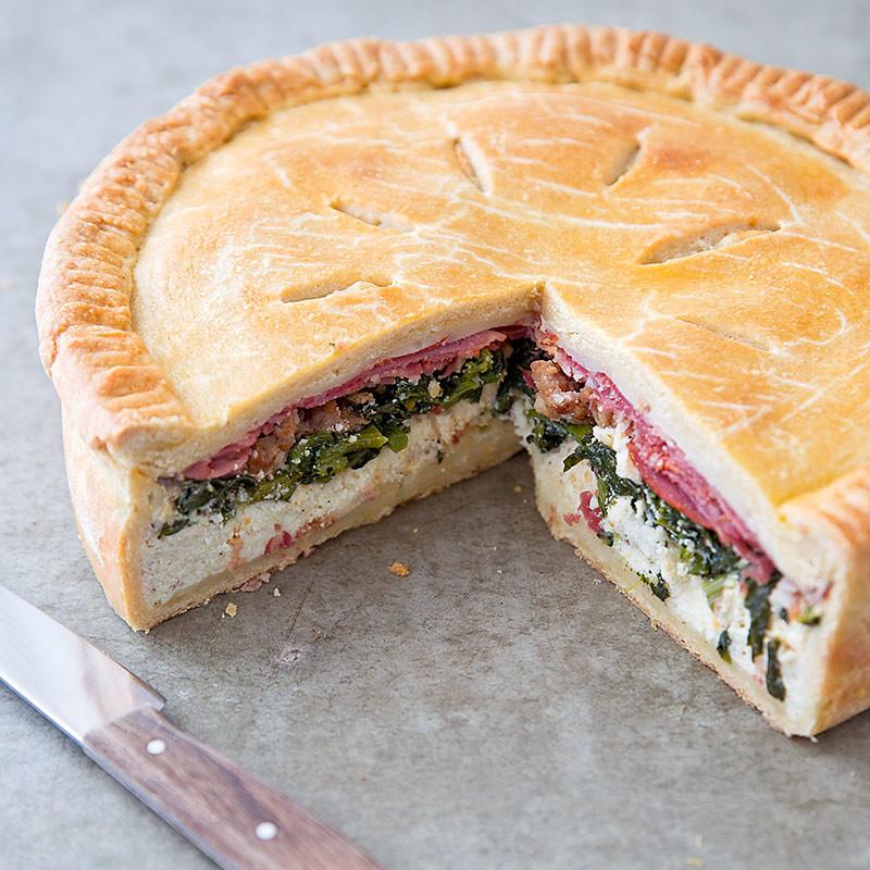 Easter Pie Dessert  traditional italian easter pie