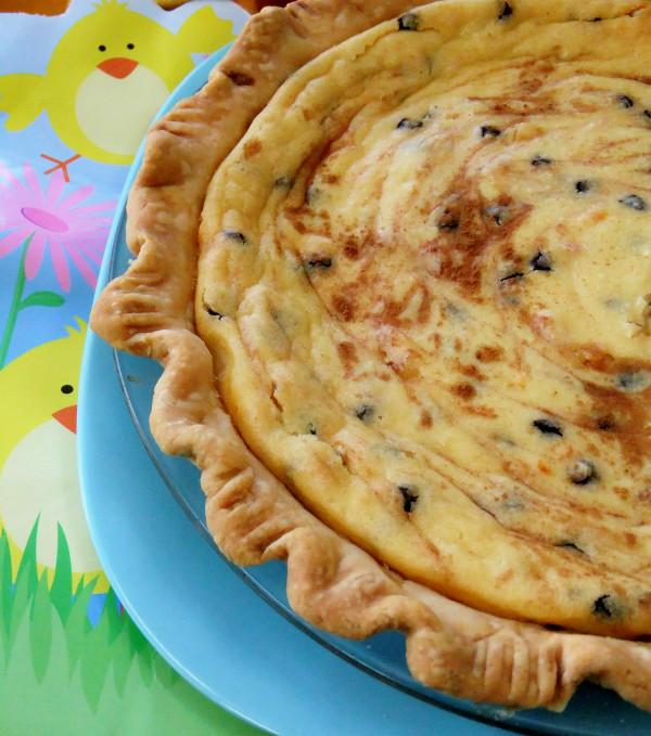 Easter Pie Dessert  Easter Ricotta Pie Proud Italian Cook