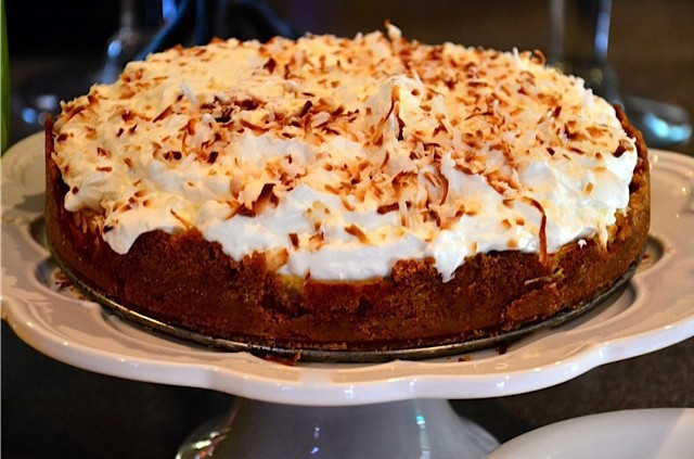 Easter Pie Dessert  Martha Stewart s Coconut Key Lime Pie