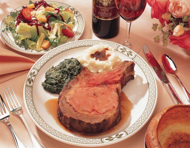 Easter Prime Rib Dinner  FROM the FARM Prime rib recipe an Easter blessing for