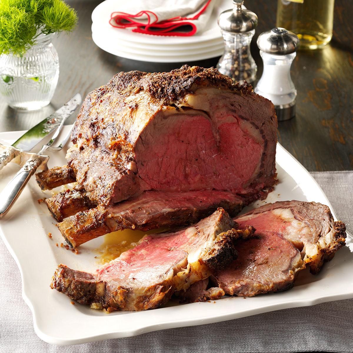 Easter Prime Rib Dinner  Restaurant Style Prime Rib Recipe