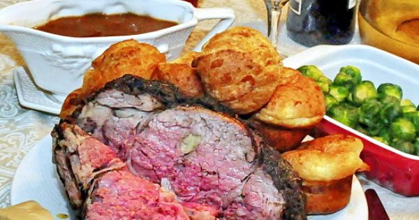 Easter Prime Rib Dinner  Smoky Spice Garlic Prime Rib with Side Dishes