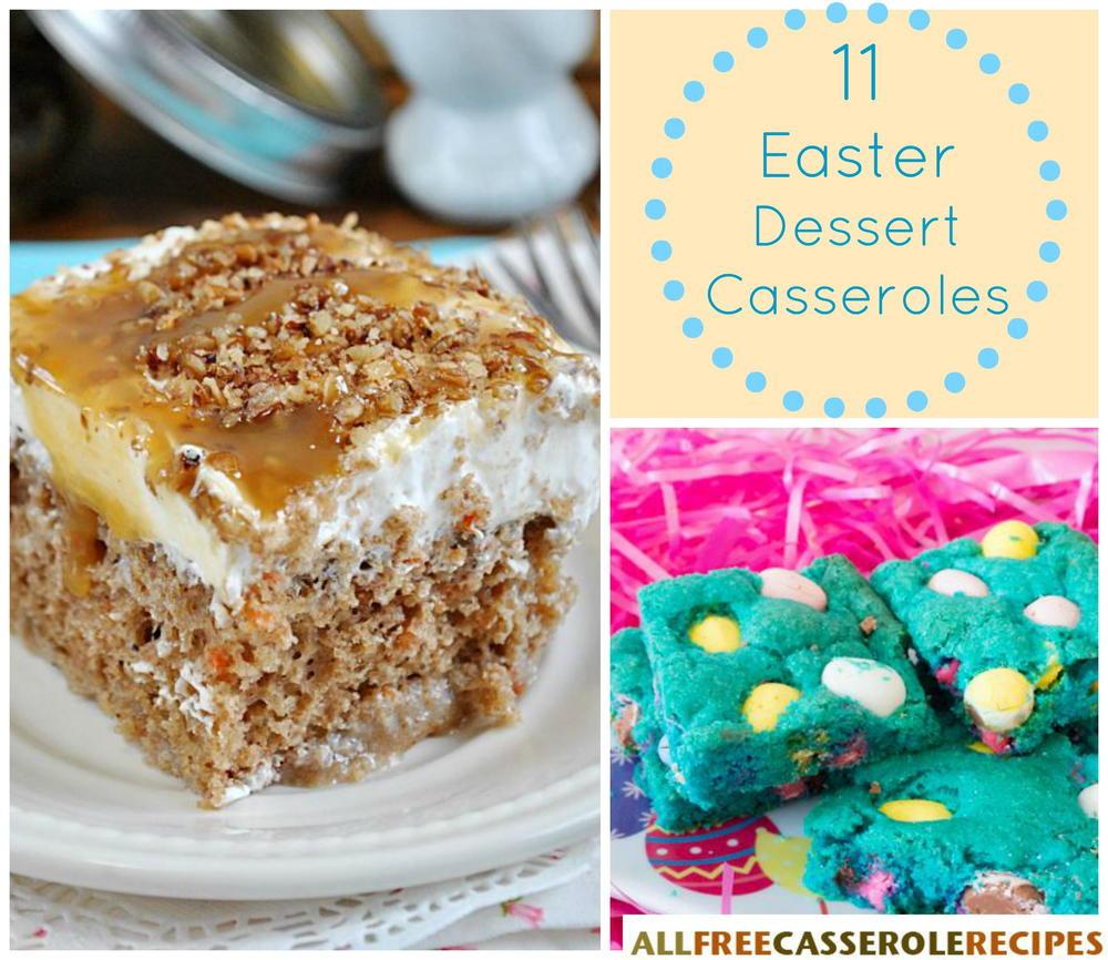 Easter Pudding Desserts  11 Easter Dessert Casseroles
