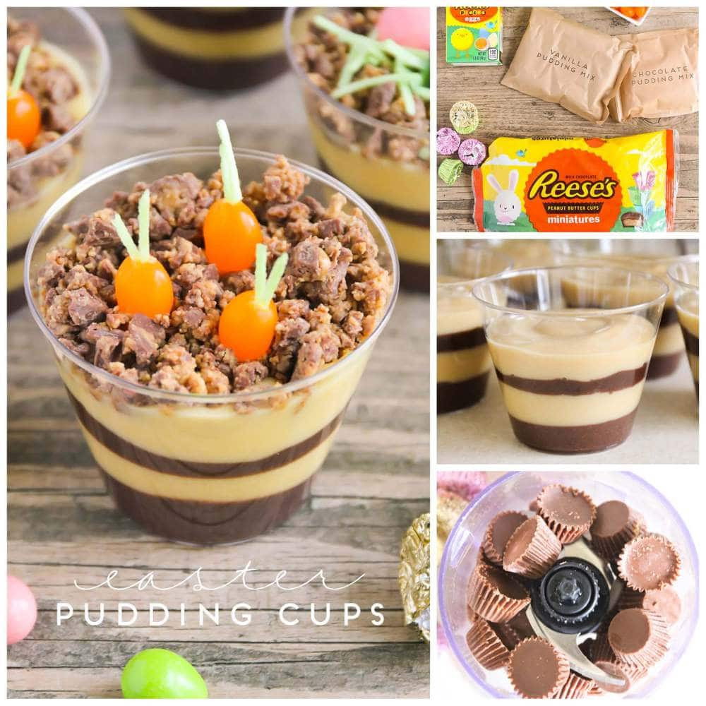 Easter Recipes Dessert  Easter Pudding Cups I Heart Nap Time
