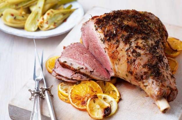 Easter Roast Lamb  Easter roast dinner menu goodtoknow