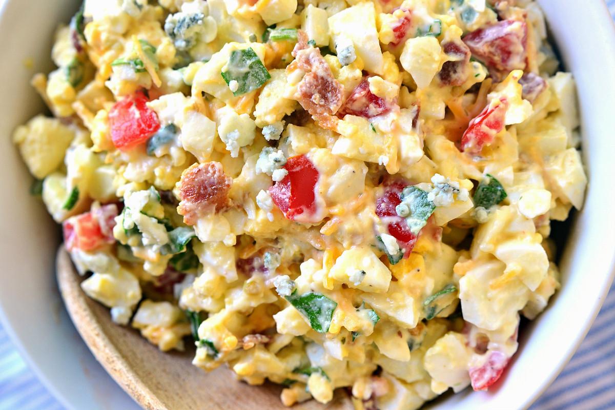 Easter Salads To Make  12 Best Egg Salad Recipes How To Make Easy Egg Salad