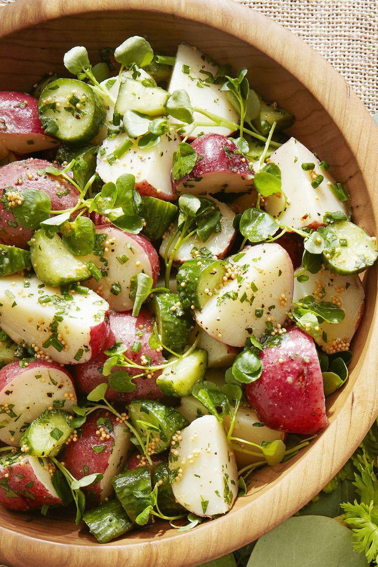 Easter Salads To Make  50 Easy Potato Recipes How To Cook Potatoes