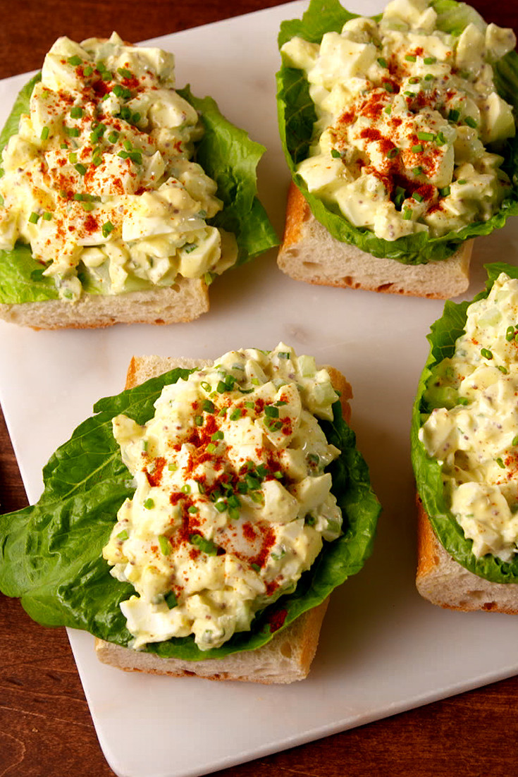 Easter Salads To Make  20 Easy Hard Boiled Eggs Recipes How To Make Hard