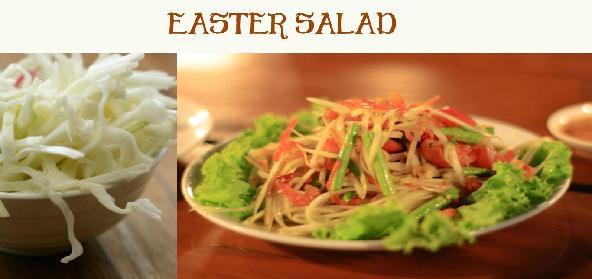 Easter Salads To Make  Easter Salad recipe