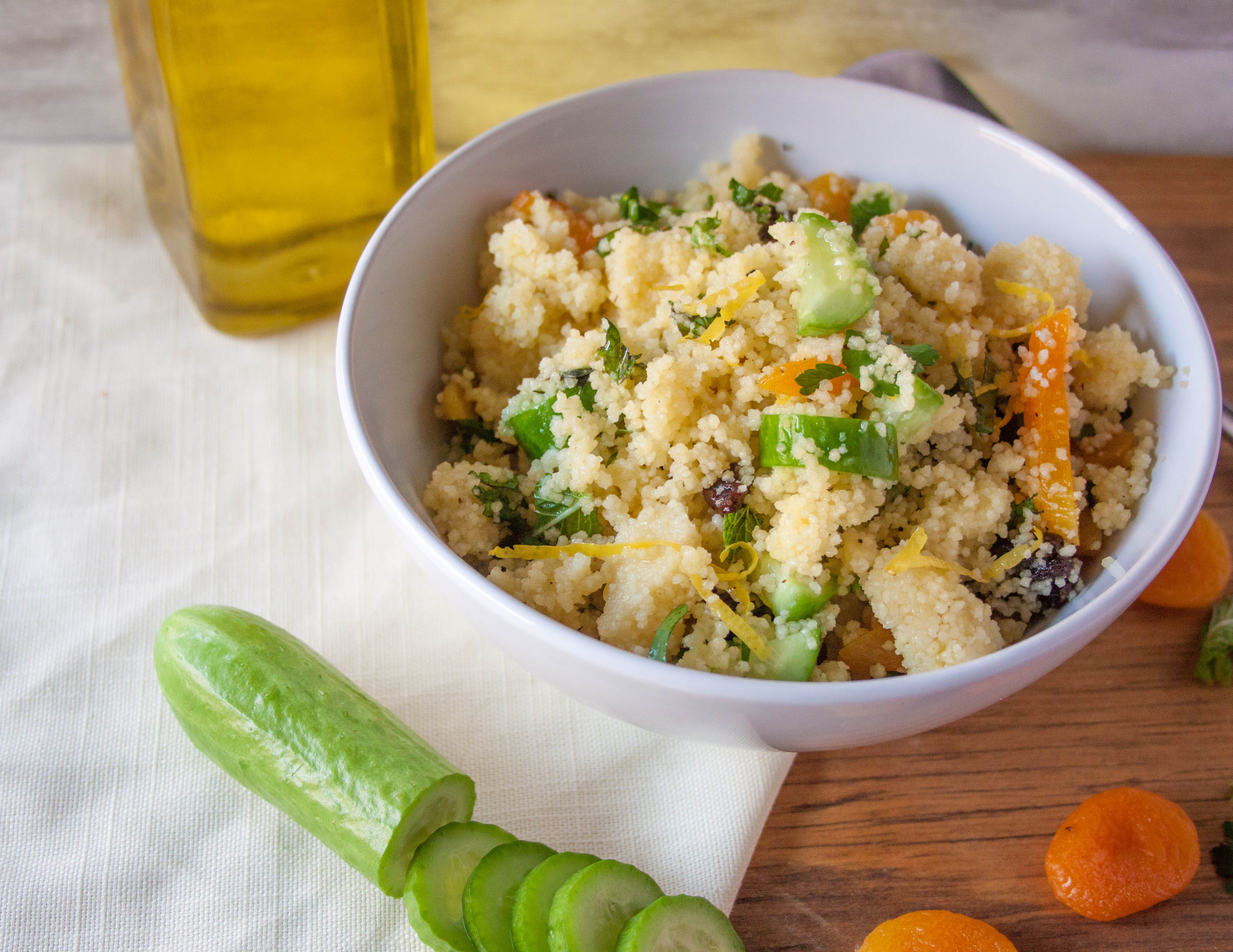 Easter Salads To Make  Easter Couscous Salad