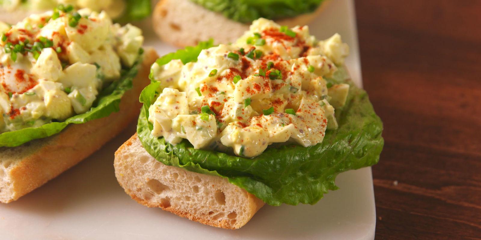 Easter Salads To Make  15 Best Egg Salad Recipes How To Make Easy Egg Salad