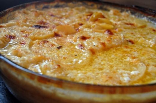 Easter Scalloped Potatoes  MealoftheDay for Easter Monday is Grandma s Scalloped